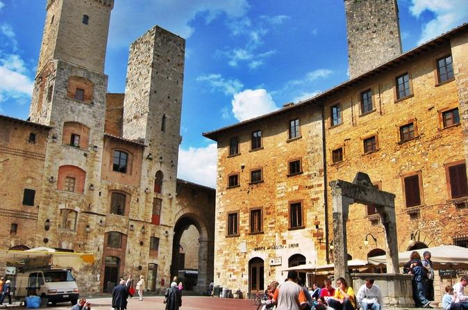 Livorno Full Day San Gimignano and Volterra from Livorno Italy, Europe