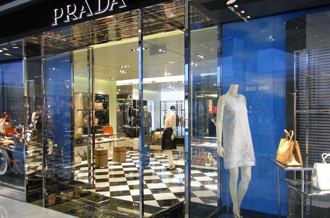 Private Tour: Prada Outlet Shopping Tour