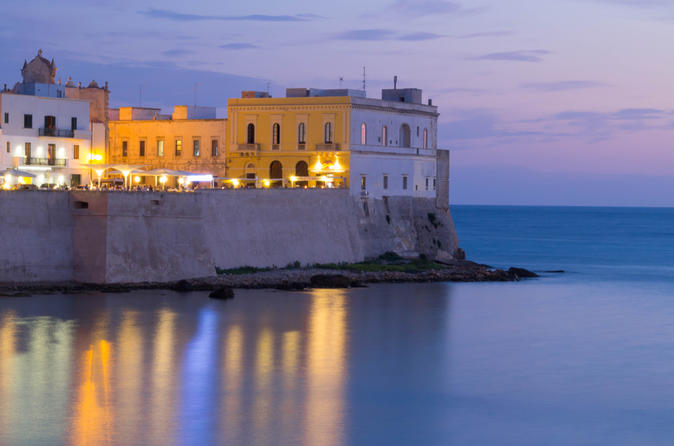 Semi independent tour to galatina and gallipoli from lecce in lecce 332934