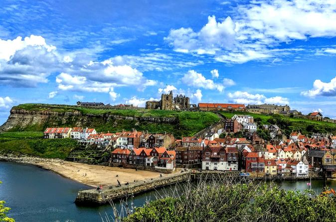 Whitby - Goathland and the North York Moors from York