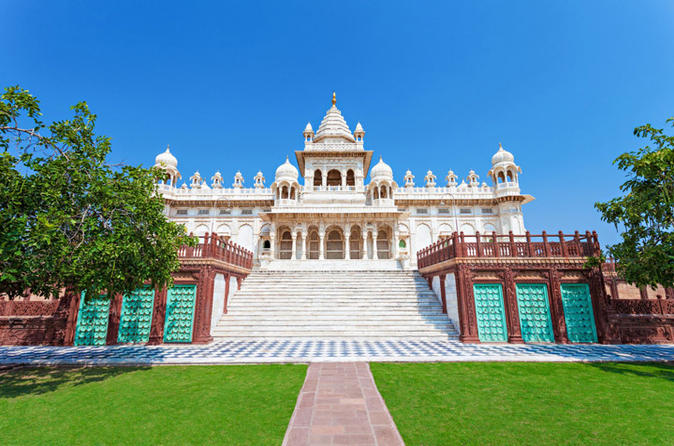 Private Full-Day City Tour of Jodhpur