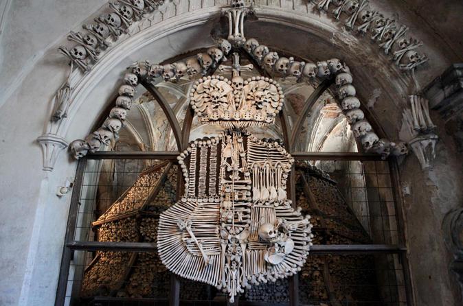 Excursão por Kutna Hora saindo de Praga, incluindo o Ossuário de Sedlec