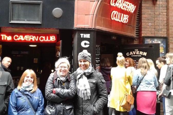 Beatles Walking Tour in Liverpool