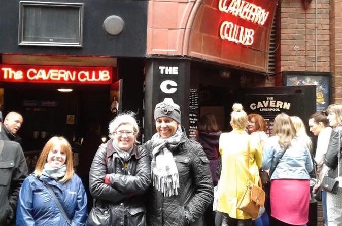 Excursão turística a pé por Liverpool sobre os Beatles