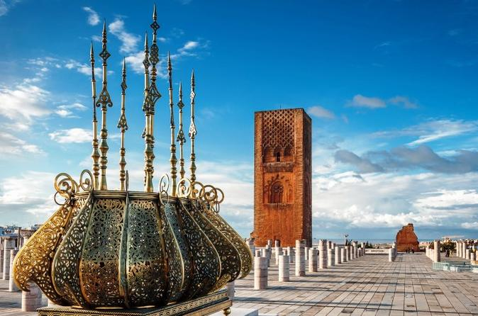 Full day casablanca and rabat private sightseeing tour from casablanca in casablanca 356649