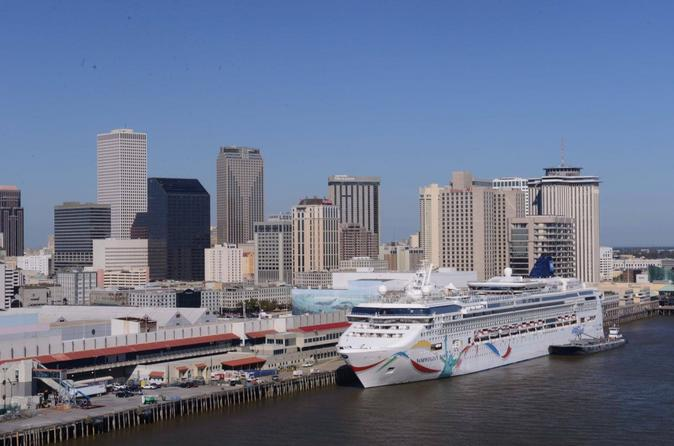Private Transfer from Port Of New of New Orleans Cruise