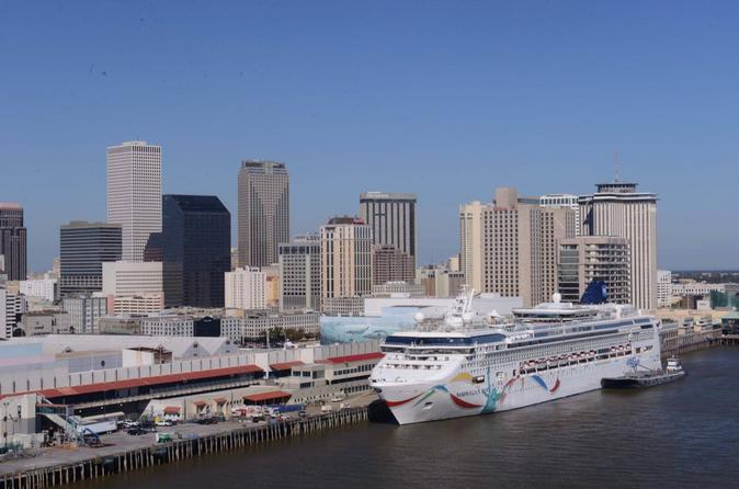 Private Transfer to Port of New Orleans Cruise