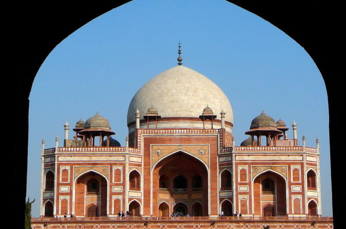 Full Day Adventure in Delhi