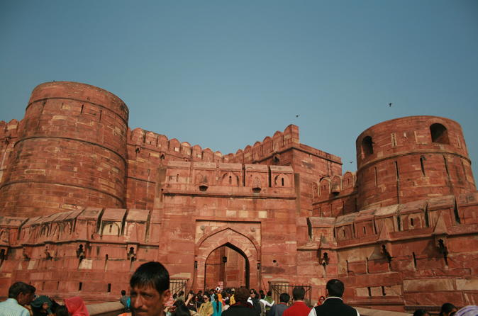 HALF DAY PRIVATE TAJ MAHAL & AGRA FORT TOUR FROM AGRA