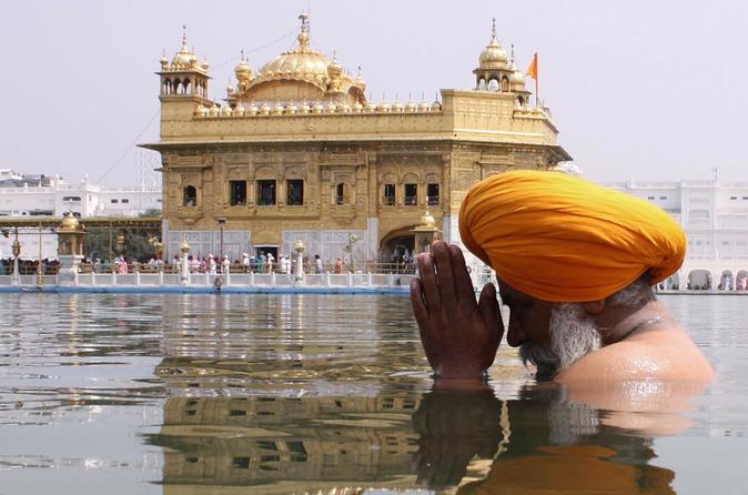 Small-Group 3-Hour Walking Tour of Amritsar Including the Golden Temple