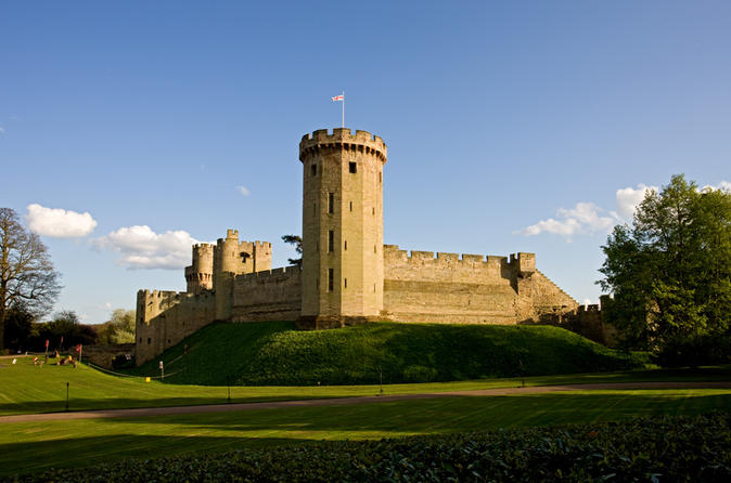 Warwick castle admission and cream tea package in warwick 307890