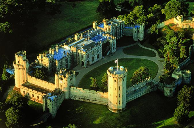 Warwick castle admission ticket in warwick 207139