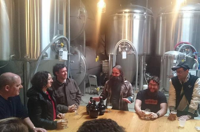 New York Beer and Brewery Tour