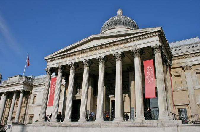 National Gallery Tour: Discovering the Masterpieces