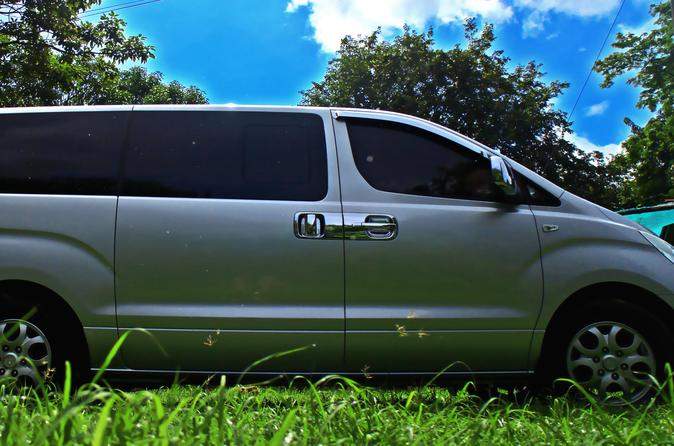 Shuttle Transfers from Liberia to Guanacaste Destinations