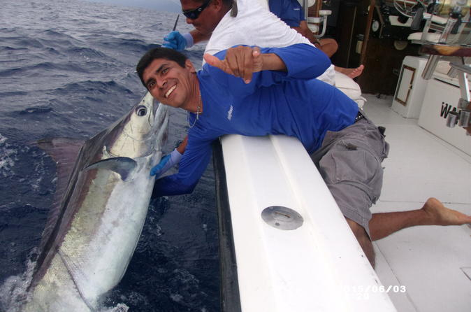 Deep Sea Fishing Costa Rica