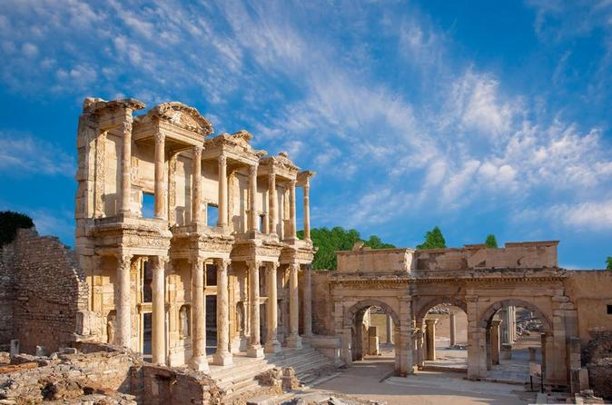 2 day ancient ephesus and pamukkale hot springs tour in fethiye 307267