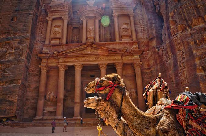 14 Days Egypt Jordan Highlights Tour