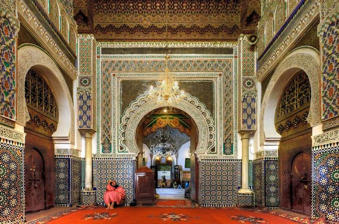 15-Day Grand tour of Egypt and Morocco