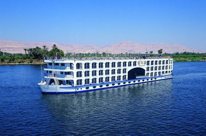 3-Night 4-Day 5-Star Nile Cruise from Aswan to Luxor with Private Guide