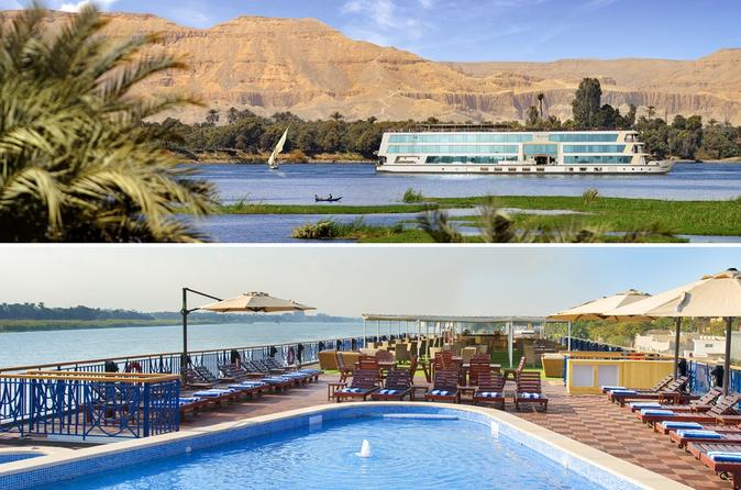 4 Day Nile Cruise visiting Aswan and Luxor from Cairo