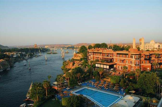 5-Star, 9-Night Private Tour from Cairo, with Nile Cruise and Alexandria Tour