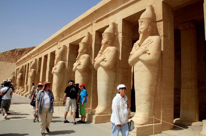 7-Night Cairo, Luxor and Sharm El Sheikh Private Tour