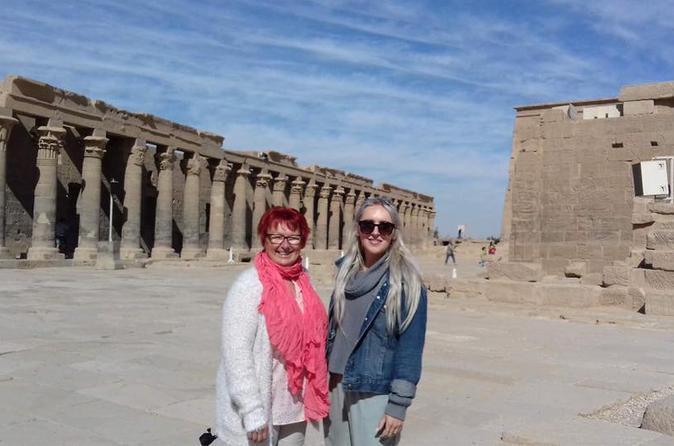 Cruzeiro de 4 dias pelo Nilo, saindo do Cairo: Assuã e Luxor