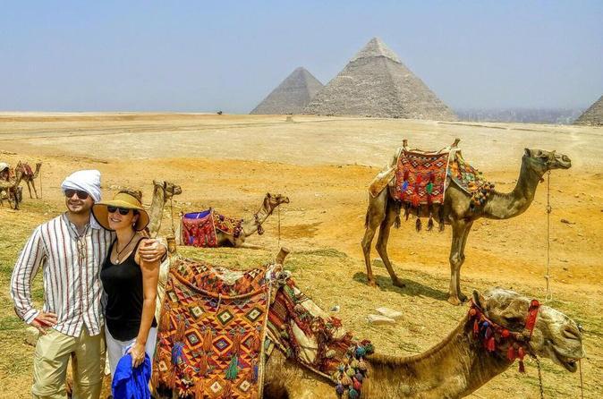 Excursão de 10 dias ao Antigo Egito com cruzeiro no Nilo