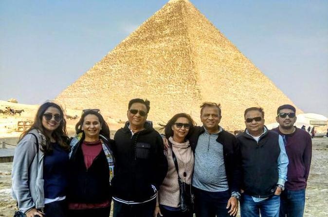 Full day tour Great Pyramids Saqqara and Memphis
