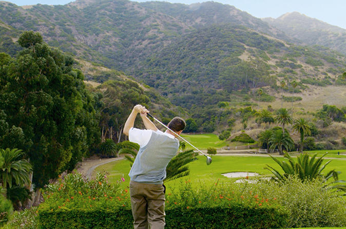 Catalina island golf course in avalon 257458