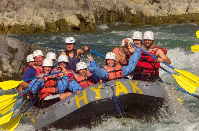 Chilliwack river whitewater paddle trip in chilliwack 315611