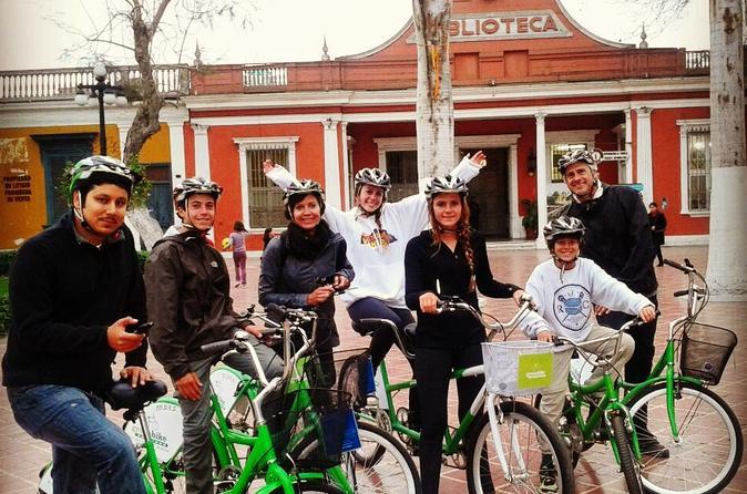 Excursão de bicicleta pelo sul de Lima passando por Barranco e Miraflores