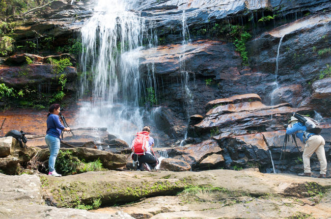 Blue Mountains Waterfalls Photography Private Tour