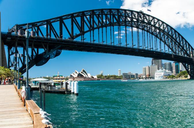 Sydney Hotspots Private Tour with Pro Photographer
