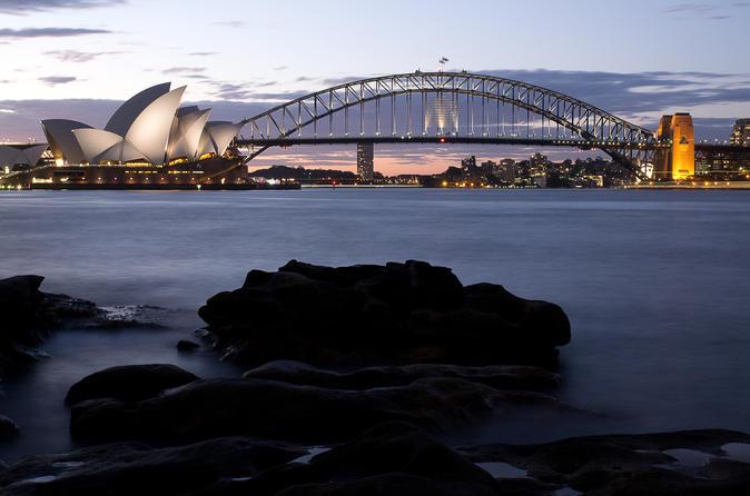 Sydney Sunset DSLR2 Photography Tour Australia, Pacific Ocean and Australia