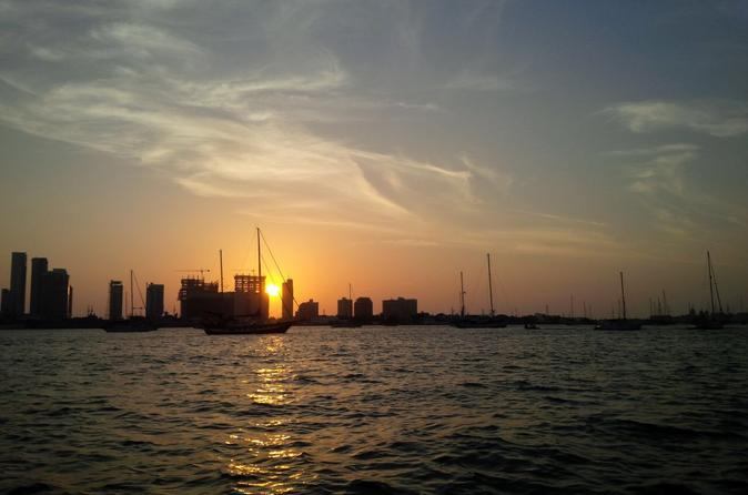 Cartagena Private Romantic Cartagena Sunset Cruise in Colombia South America