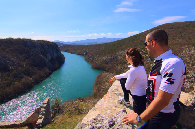 Half-Day Dalmatian Countryside Cycling Tour