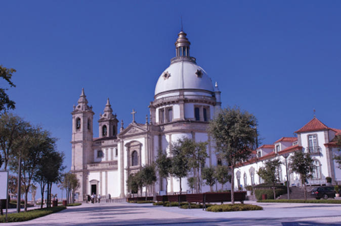 Braga and guimar es full day private tour from porto in porto 335784