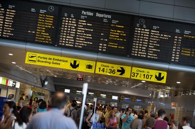 Estoril, Cascais or Sintra Shared Transfer to Lisbon