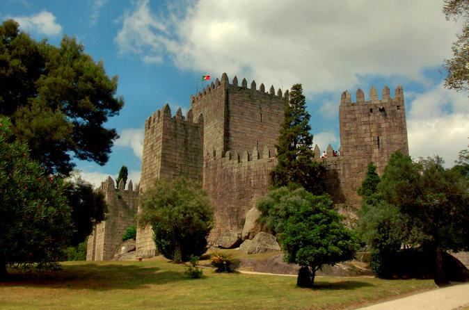 Excursão privada de dia inteiro em Braga e Guimarães saindo de Porto