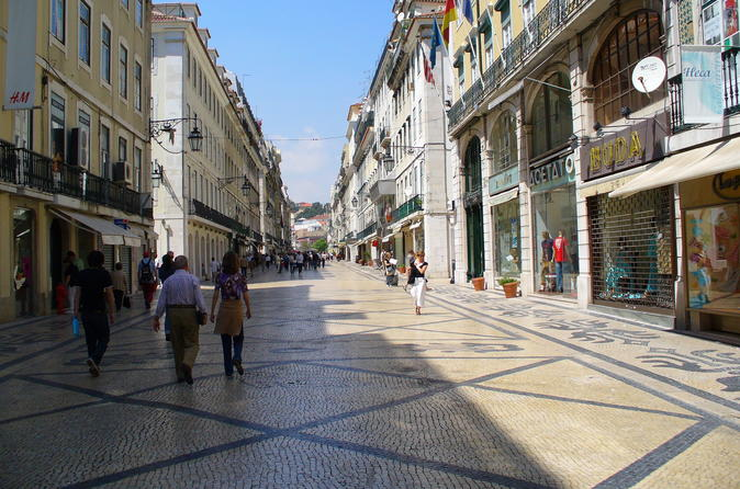 Historic Lisbon Half Day Walking Tour