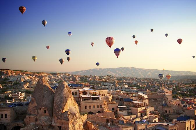 8-day Turkey Specials Tour: Istanbul, Cappadocia, Kusadasi, Pamukkale and Ephesus
