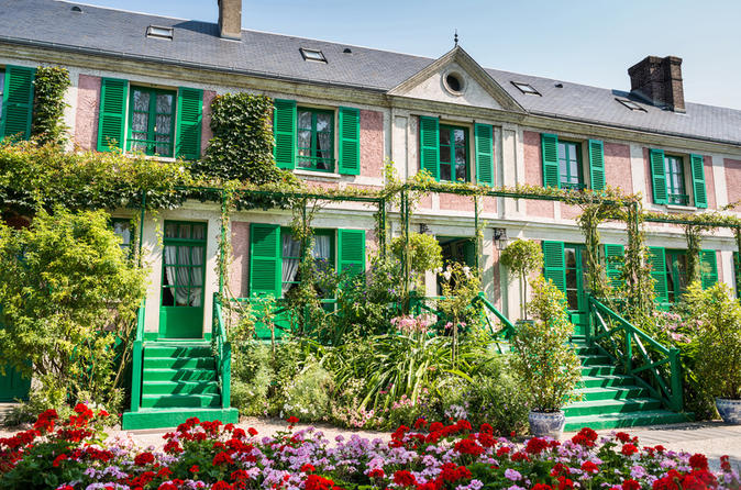 Paris Day Trip to Giverny and Auvers-sur-Oise