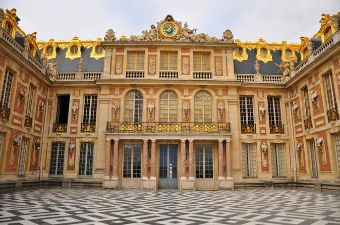 Private Day Trip to Versailles and Giverny from Paris