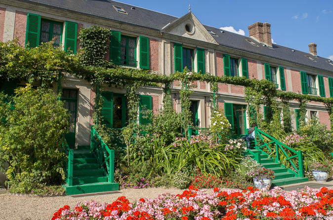 Small Group Day Tour from Paris: Giverny, Marmottan Museum, Cooking Class