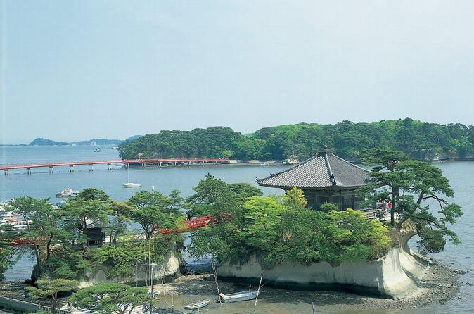 2-Day Matsushima Tour with Homestay and Fishing Experience Including One-Way Train Ticket from Tokyo