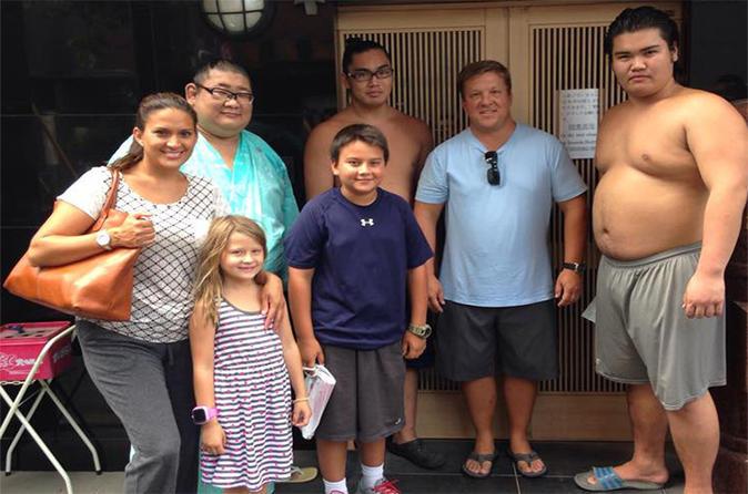 Asakusa and Ryogoku Walking Tour with Sumo Wrestler