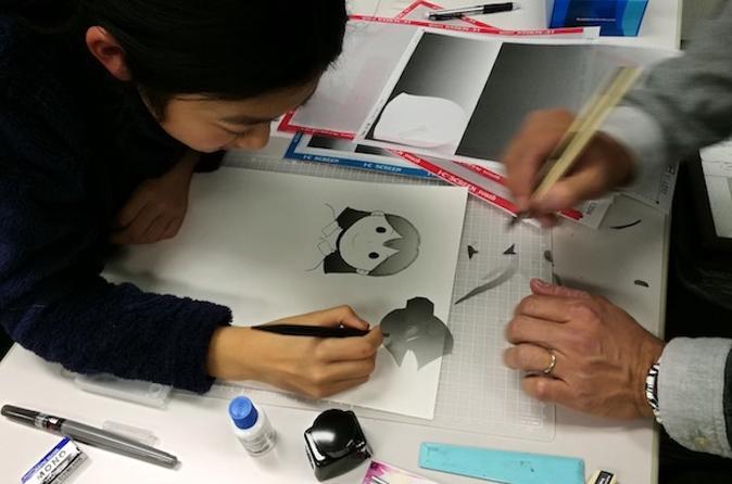 Learn to Draw Manga from a Professional Manga Artist!