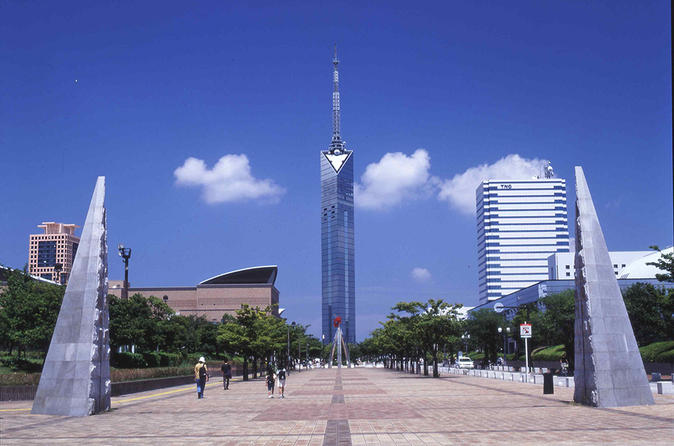 Private Full-Day Fukuoka Custom Tour by Chartered Vehicle